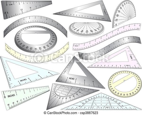 Rulers - csp3887623