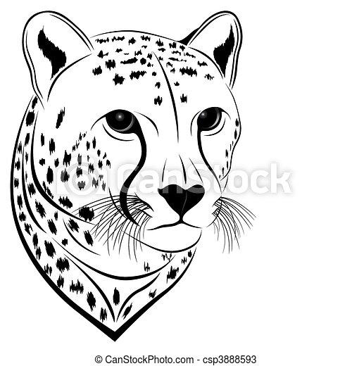 Cheetah Clipart and Stock Illustrations. 2,958 Cheetah vector EPS ...