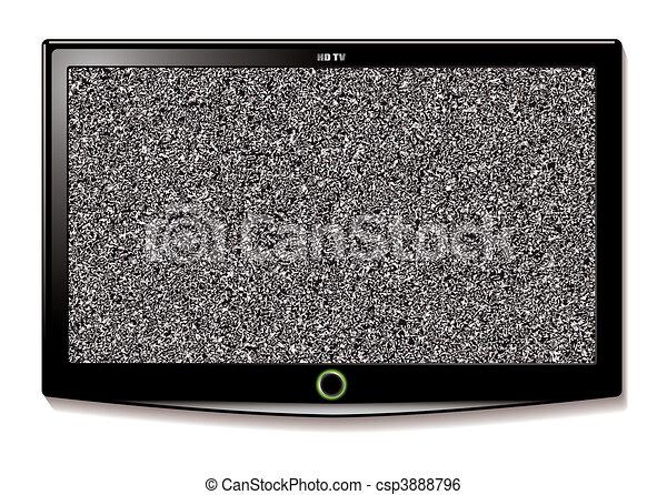 LCD TV Wall hang static - csp3888796