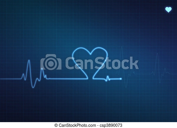 Heart Monitor - csp3890073