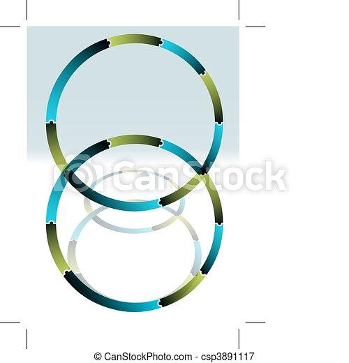 Infinity Puzzle - csp3891117
