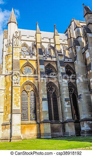 St Margaret Church in London HDR - csp38918192