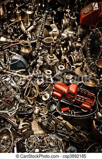 Antiquitäten - csp3892185