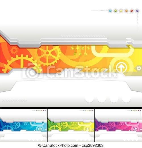 Technology Template - csp3892303