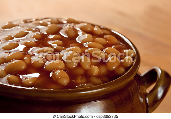Baked Beans - csp3892735