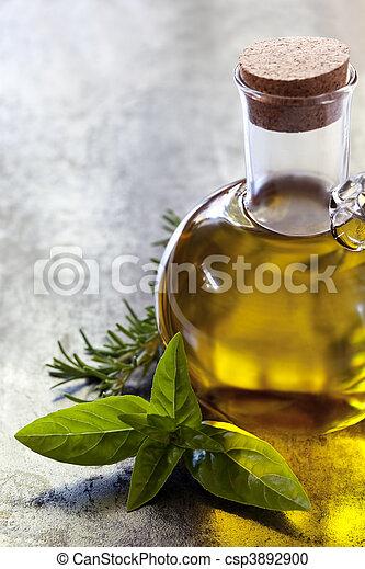 Olive Oil - csp3892900