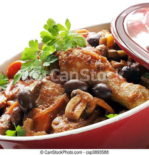 Chicken Casserole - csp3893588