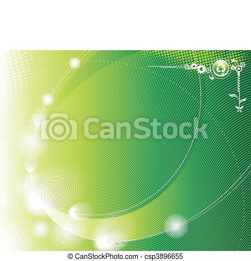 Eco Green - csp3896655