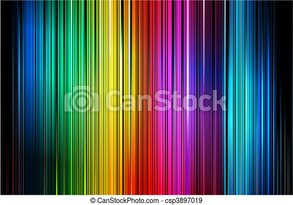 Abstract Colorful Vertical Striped Pattern Background - csp3897019