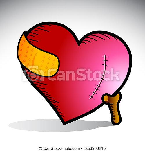 heart pain - csp3900215