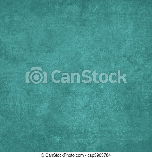 Happiness Collection Teal Solid Texture Background - csp3903784
