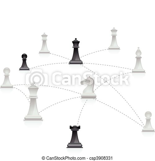 Chess network - csp3908331