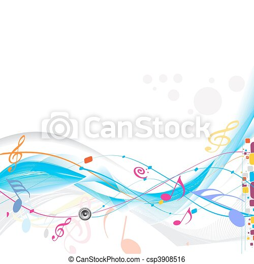 Music background - csp3908516