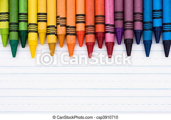 Educação, fundo - csp3910710