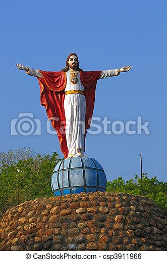 Jesus - csp3911966