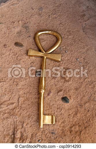 Egypt, Abu Simbel, Felstempel - csp3914293