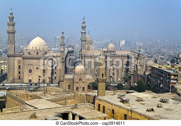 Egypt, Cairo - csp3914611
