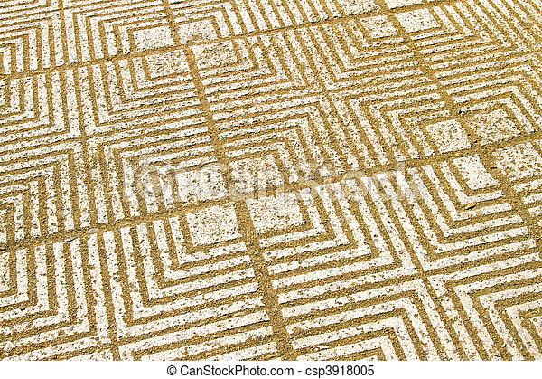 Pavement texture - csp3918005