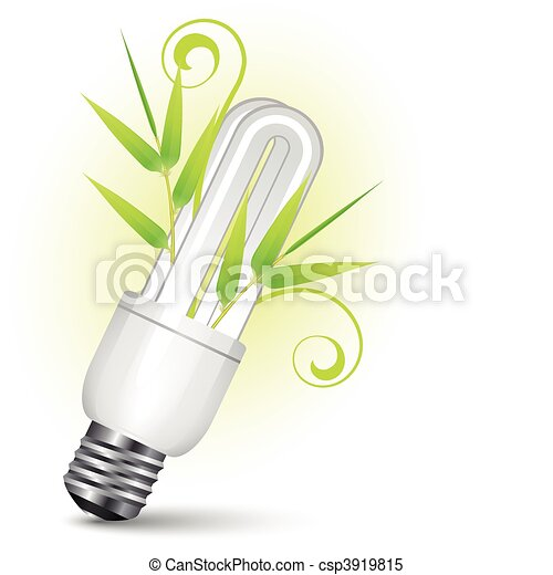 Clipart Energy Saving Energy Saving Light Bulb