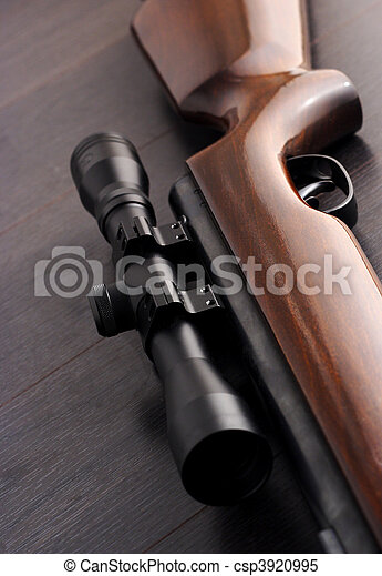 Rifle scope - csp3920995