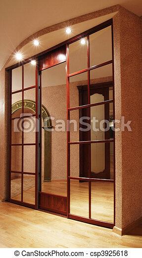 images de placard miroir csp3925618 recherchez des photos des images des photographies et. Black Bedroom Furniture Sets. Home Design Ideas