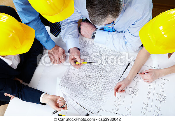 Cooperation  - csp3930042