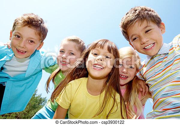 Happy childhood - csp3930122