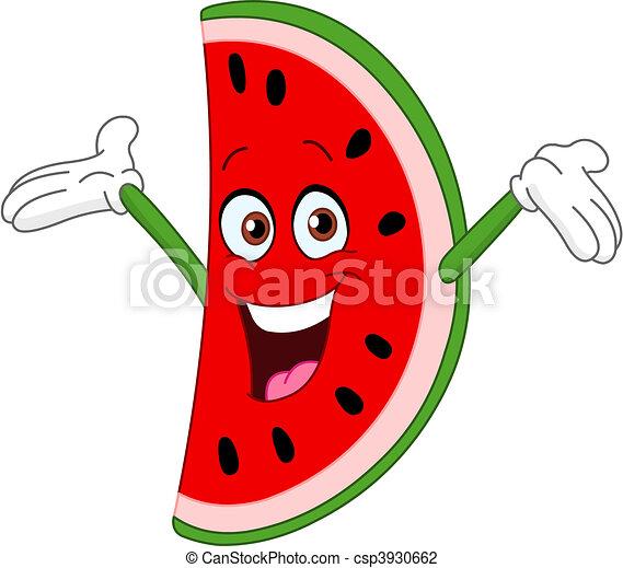 Watermelon slice - csp3930662