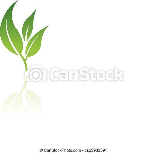 Leaf 8 - csp3933591