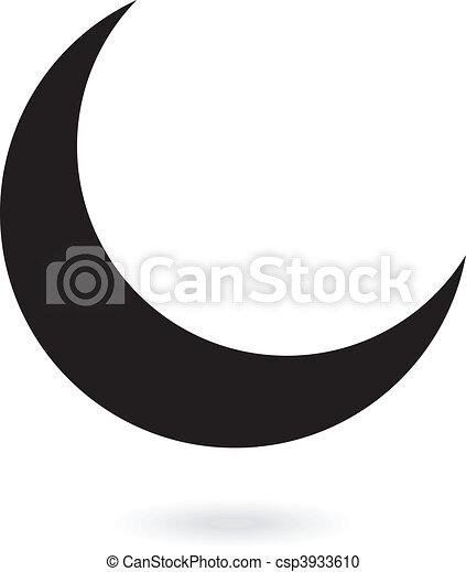 Black moon - csp3933610