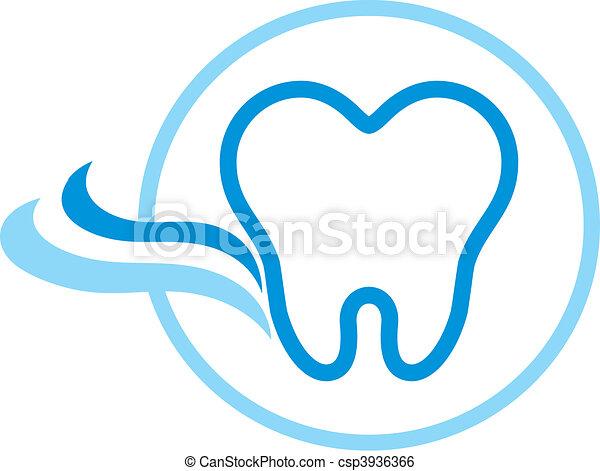 molar icon - csp3936366