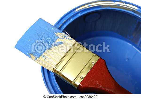 Painting - csp3936400