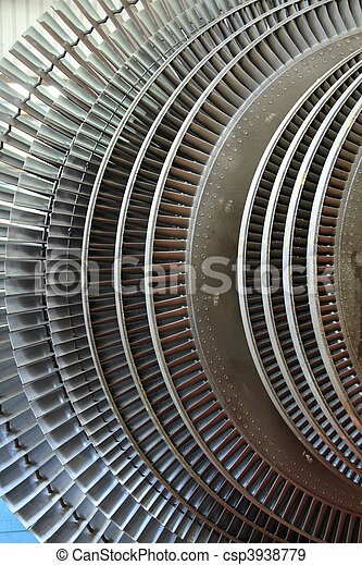 Power generator turbine - csp3938779