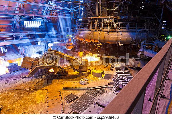Blast furnace - csp3939456