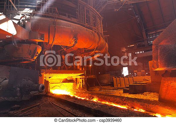 Blast furnace - csp3939460
