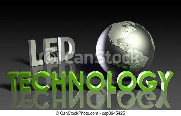 LED Technology - csp3945425