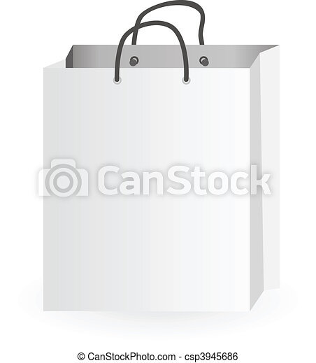 Shopping Bag - csp3945686