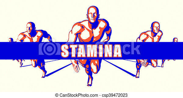 Stamina - csp39472023