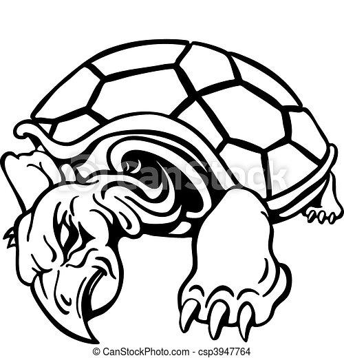 angry turtle logo - photo #9