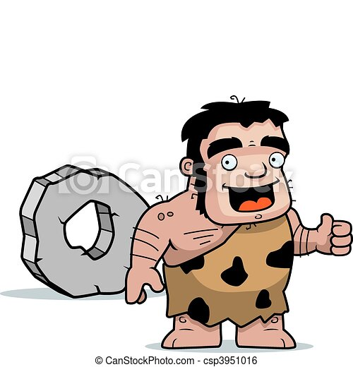 Caveman Wheel - csp3951016