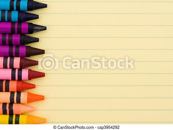 Education background - csp3954292