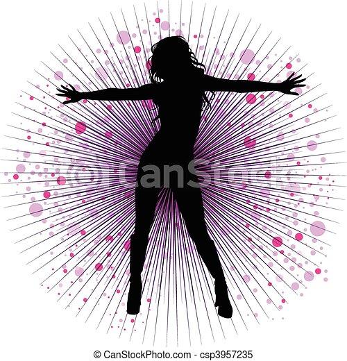 Girl dancing Clipart Vector Graphics. 24,932 Girl dancing EPS clip ...