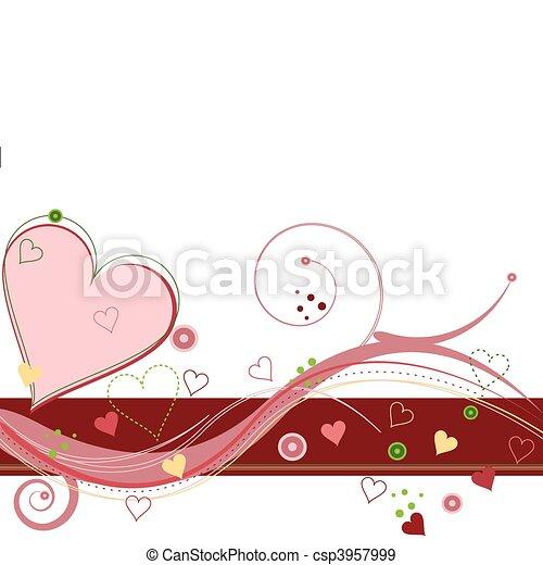 Valentines Sweetheart - csp3957999