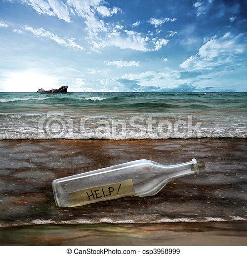 Help the environment! - csp3958999