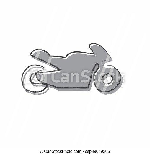Transportation Icon - csp39619305