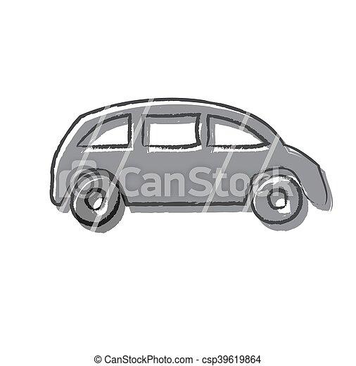 Transportation Icon - csp39619864