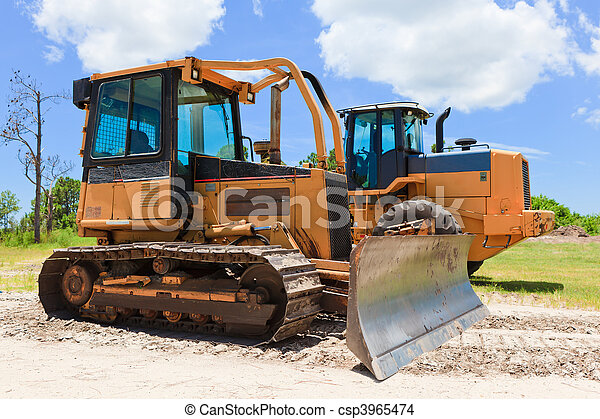 BullDozer - csp3965474