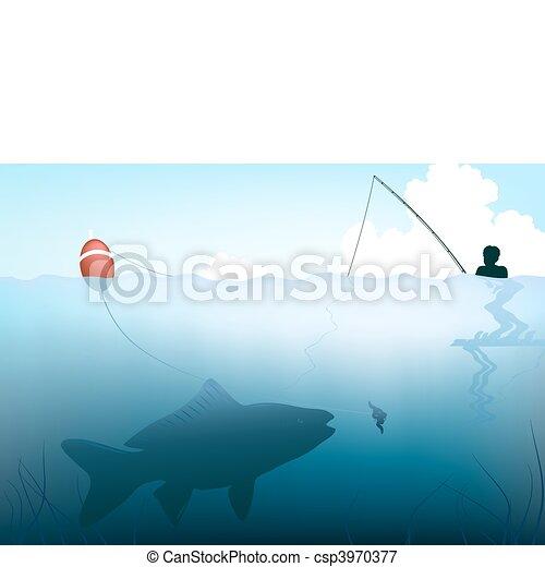 Fishing - csp3970377