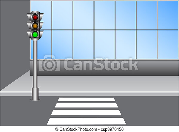 Traffic light - csp3970458