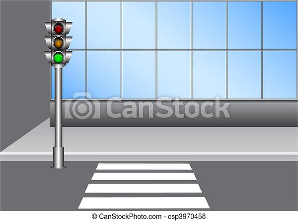 Traffic light - csp3970458